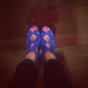 blue suede - 2